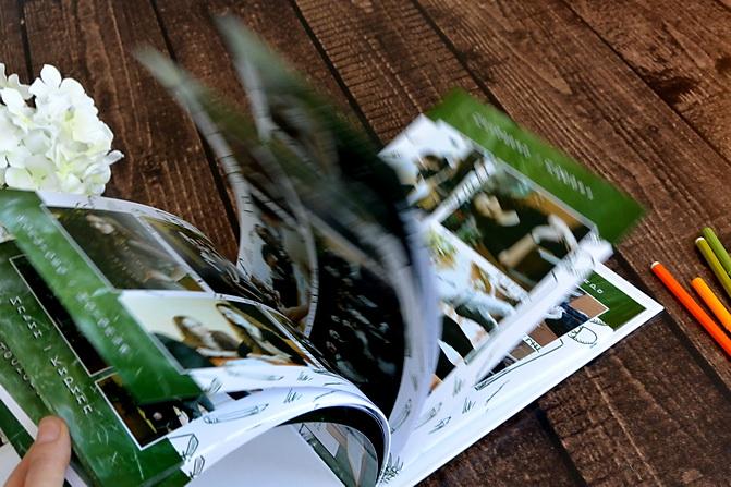 выпускной фотоальбом, выпускной альбом